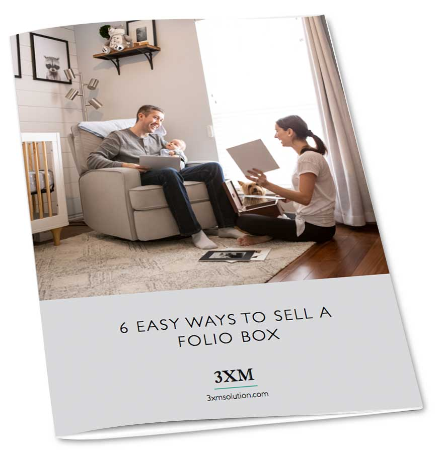 6 Easy Ways To Sell A Folio Box for Photographers
