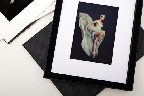 Diamond 10x8 5 Mat Folio Box