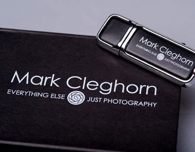 Value USB presentation for photographers