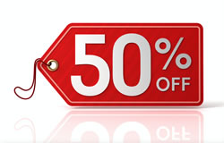 Save 50% off a gallery subscription when you sign up in January 2016