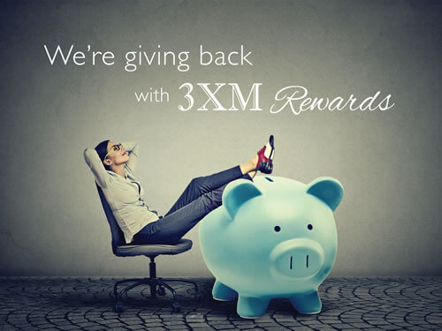 3XM Rewards Loyalty Programme