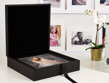 Premium Colours 13x13 Folio Boxes