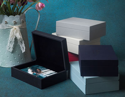 Luxury 4x6 print boxes for photographers