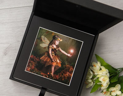 Premium Colors 8x8 Folio Box