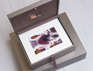 Premium Metallic 14x11 Folio Boxes