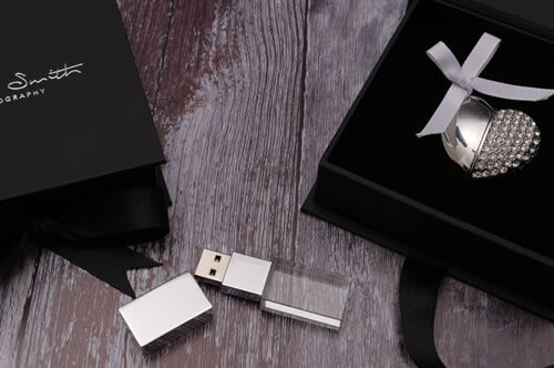 USB Flash Drive Presentation Boxes