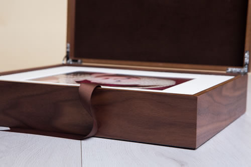 Premium Wood 14x11 Mount Box
