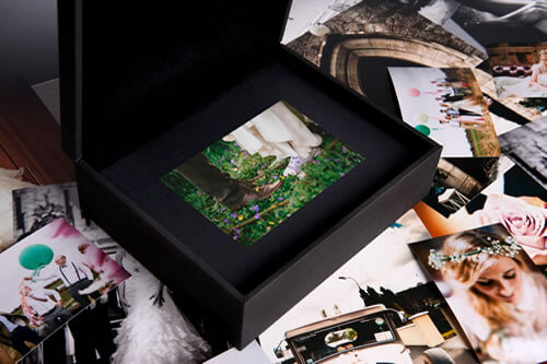 Premium Colours 10x8 Folio Box