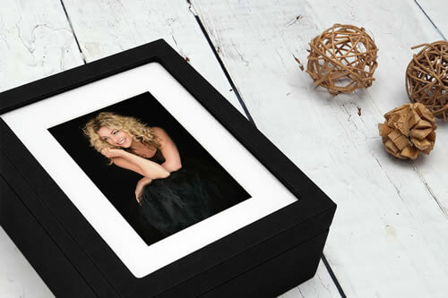 Premium Window 10x8 Folio Box