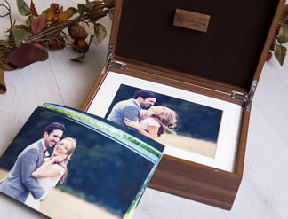 Premium Colours 10x8 Folio Boxes