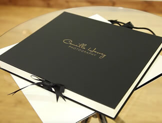 Signature 10x8 Folio Box