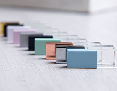 14 Colours for Crystal USB Flash Drives